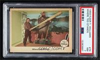 Where Ted Stands (Ted Williams) [PSA7NM]