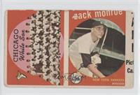 Chicago White Sox Team, Zack Monroe [Authentic]