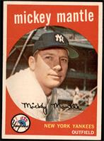 Mickey Mantle [VG+]