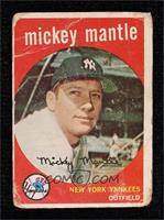 Mickey Mantle [NonePoortoFair]