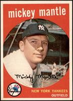 Mickey Mantle [EX MT+]