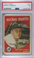 Mickey Mantle [PSA 1 PR]