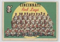 Cincinnati Red Legs (Checklist) [Good to VG‑EX]