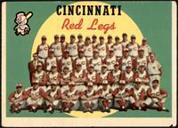 Cincinnati Red Legs (Checklist) [GOOD]