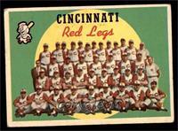 Cincinnati Red Legs (Checklist) [VG]