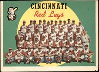 Cincinnati Red Legs (Checklist) [FAIR]
