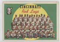 Cincinnati Red Legs (Checklist)
