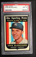 Johnny Blanchard [PSA8]