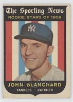 Johnny Blanchard [GoodtoVG‑EX]