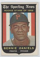 Bennie Daniels [Noted]