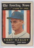 Kent Hadley [GoodtoVG‑EX]