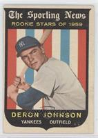 Deron Johnson [NoneGoodtoVG‑EX]