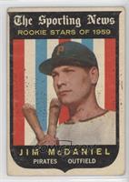 Jim McDaniel [GoodtoVG‑EX]