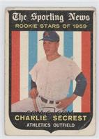 Charlie Secrest [Poor to Fair]