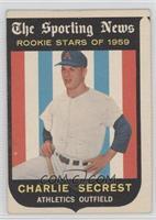 Charlie Secrest [GoodtoVG‑EX]