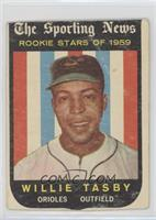 Willie Tasby [Altered]