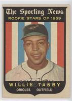 Willie Tasby [Good‑VeryGood]