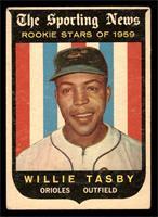 Willie Tasby [GOOD]