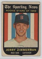 Jerry Zimmerman [Good to VG‑EX]