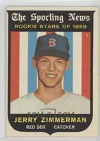 Jerry Zimmerman [NoneGoodtoVG‑EX]