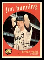 Jim Bunning [EX MT]