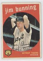 Jim Bunning [GoodtoVG‑EX]