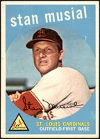 Stan Musial [EX+]