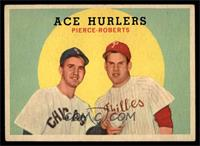 Ace Hurlers (Billy Pierce, Robin Roberts) [EX MT]