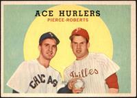 Ace Hurlers (Billy Pierce, Robin Roberts) [VGEX]