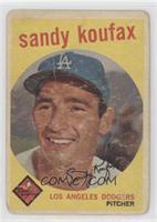 Sandy Koufax [NonePoortoFair]