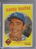 Sandy Koufax [NoneGoodtoVG‑EX]