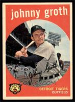 Johnny Groth [EX]