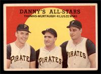 Danny's All-Stars (Frank Thomas, Danny Murtaugh, Ted Kluszewski) [GOOD]