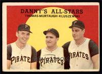 Danny's All-Stars (Frank Thomas, Danny Murtaugh, Ted Kluszewski) [GOOD]