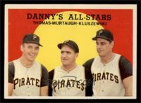 Danny's All-Stars (Frank Thomas, Danny Murtaugh, Ted Kluszewski) [NM]