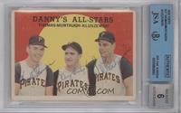Danny's All-Stars (Frank Thomas, Danny Murtaugh, Ted Kluszewski) [JSACert…