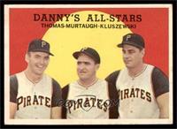 Danny's All-Stars (Frank Thomas, Danny Murtaugh, Ted Kluszewski) [VGEX]