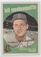 Bill Monbouquette [GoodtoVG‑EX]
