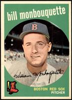 Bill Monbouquette [NM MT]
