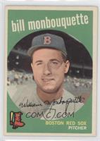Bill Monbouquette