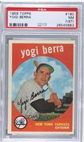 Yogi Berra [PSA7(ST)]