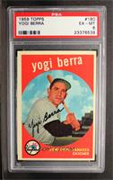 Yogi Berra [PSA6EX‑MT]