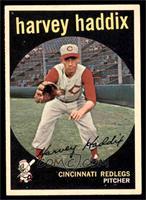 Harvey Haddix [EX]