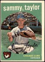 Sammy Taylor [GOOD]