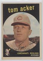 Tom Acker (white back)
