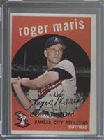 Roger Maris (white back)