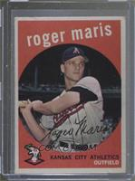 Roger Maris (white back) [Poor to Fair]