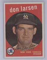 Don Larsen (white back) [Excellent‑Mint]