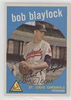 Bob Blaylock (white back)