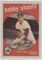Bobby Shantz (grey back)